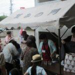 社会福祉法人ミッドナイトミッションのぞみ会のバザーでボランティア活動を行いました